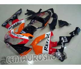 Carena in ABS Honda CBR 900 RR 929 00-01 colorazione Repsol