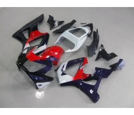 Carena in ABS Honda CBR 900 RR 929 00-01 tricolor classic