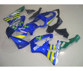 Carena in ABS Honda CBR 900 RR 929 00-01 Movistar