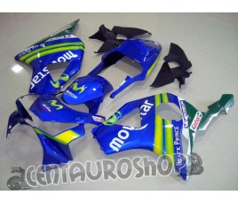 Carena in ABS Honda CBR 900 RR 954 02-03 colorazione Movistar