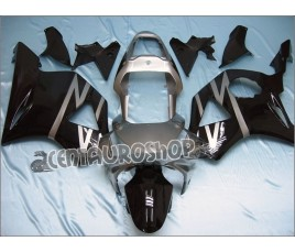 Carena in ABS Honda CBR 900 RR 954 02-03 colorazione Black & Silver