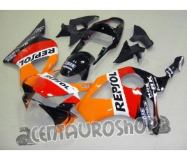 Carena in ABS Honda CBR 900 RR 954 02-03 colorazione Repsol