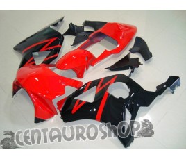 Carena in ABS Honda CBR 900 RR 954 02-03 colorazione Red & Black
