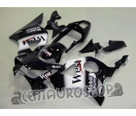 Carena in ABS Honda CBR 900 RR 954 02-03 colorazione West