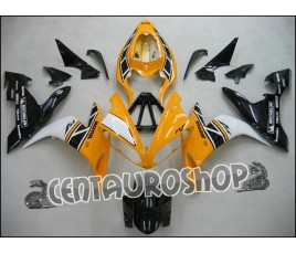 Carena in ABS Yamaha YZF 1000 R1 04-06 colorazione FORTUNA