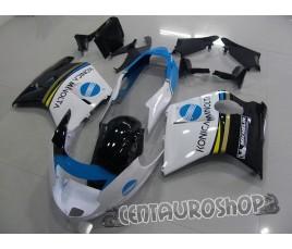 Carena in ABS Honda CBR 1100 XX 97-02 Konica Moto GP