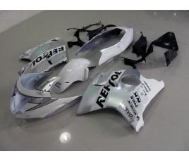 Carena in ABS Honda CBR 1100 XX 97-02 Repsol base bianca