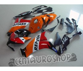 Carene Repsol Racing per Honda CBR1000RR 2012 14 in ABS