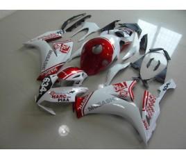 Carena ABS Honda CBR1000RR 2012 14 Musashi Endurance