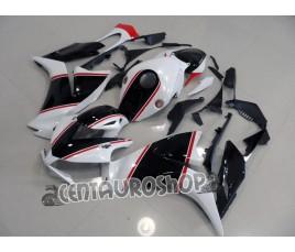 Carena ABS Honda CBR1000RR 2012 14 Bianco nero e rosso