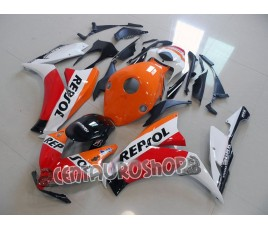 Carene Repsol Marquez per Honda CBR1000RR 2012 14 in ABS