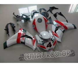 Carena ABS Honda CBR1000RR 2008 2010 colorazione Castrol