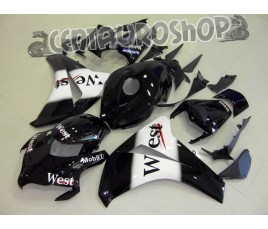 Carena racing o stradale Honda CBR1000rr 08-09 West