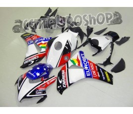 Carena in ABS Honda CBR 1000 RR 08 09 colorazione Eurobet