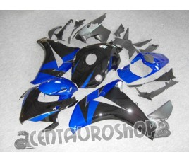 Carenatura in ABS Honda CBR 1000 RR 2008 2009 colorazione Blue & Black