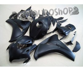 Carena in ABS Honda CBR 1000 RR 08-09 colorazione All Black