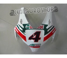 Carena ABS Honda CBR1000RR 2008 2010 Castrol Dark Green