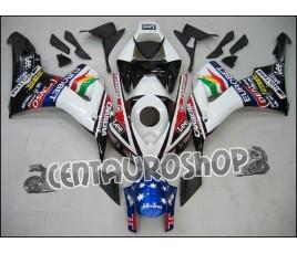 Carena in ABS Honda CBR 1000 RR 06-07 colorazione Eurobet