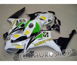 Carena in ABS Honda CBR 1000 RR 06-07 colorazione Hannspree
