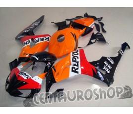 Carena in ABS Honda CBR 1000 RR 06-07 colorazione Repsol