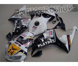 Carena in ABS Honda CBR 1000 RR 06-07 De Puniet Replica