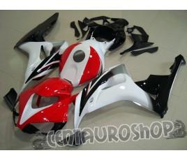 Carena in ABS Honda CBR 1000 RR 06-07 colorazione Red Black & White