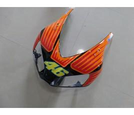 Carena ABS Honda CBR 1000 RR 06 07 colorazione Rossi Yellow & Black