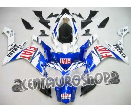 Carena in ABS Yamaha YZF 1000 R1 07-08 colorazione BLUE & BLACK