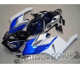 Carena in ABS Honda CBR 1000 RR 04-05 colorazione Blue White & Black