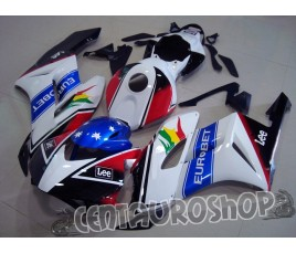 Carena in ABS Honda CBR 1000 RR 04 05 Eurobet Stoner motoGP