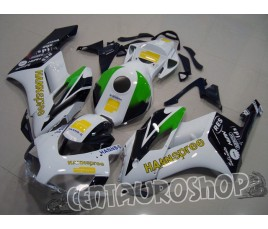 Carena in ABS Honda CBR 1000 RR 04 05 Toseland Hannspree