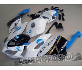 Carena in ABS Honda CBR 1000 RR 04-05 colorazione Konica