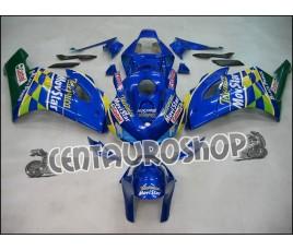 Carena in ABS Honda CBR 1000 RR 04-05 colorazione Movistar 1