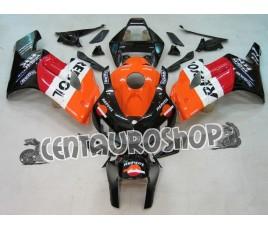 Carena in ABS Honda CBR 1000 RR 04-05 colorazione Repsol