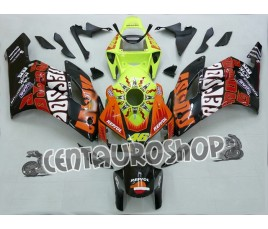 Carena in ABS Honda CBR 1000 RR 04-05 colorazione Rossi