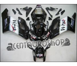 Carena in ABS Honda CBR 1000 RR 04-05 colorazione West