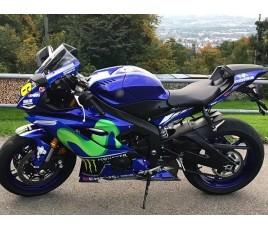 Carena ABS Yamaha YZF600 R6 2017 2018 Rossi Motogp