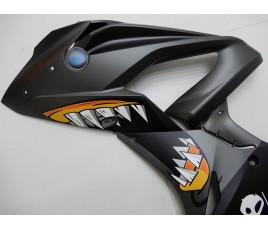 Carena in ABS per BMW S 1000 RR 2015 16 Black Shark