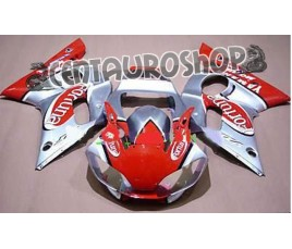 Carena in ABS Yamaha YZF 600 R6 99-02 colorazione CAMEL