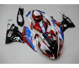 Carene BMW S 1000 RR 2015 16 Motorrad HP2 custom color