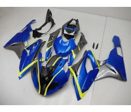 Carene BMW S 1000 RR 2015 16 Blue and Neon Yellow