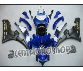 Carena ABS Yamaha YZF600 R6 06 07 Blue & Black original