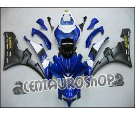 Carena ABS Yamaha YZF600 R6 06 07 Blue & Black original