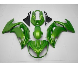 Carene ABS Kawasaki ER-6F 2012 2016 All Green