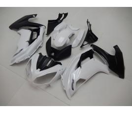 Carene ABS Kawasaki ER-6F 2012 2016 All White