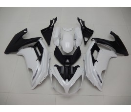 Carene ABS Kawasaki ER-6F 2012 2016 All White