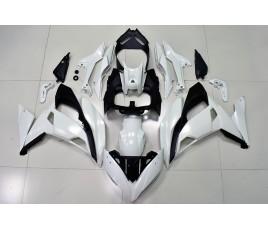 Carene in ABS Kawasaki Ninja 650R 2017 2018 2019 All White