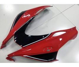Carena in ABS Kawasaki ZX-10R Ninja 16 - 19 rossa classica
