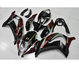 Carena in ABS Kawasaki ZX-10R Ninja 16 - 19 MotoGP Custom