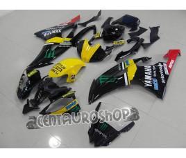 Carene Yamaha YZF 600 R6 08 15 MotoGP Tech3 replica Espargarò Smith Zarco